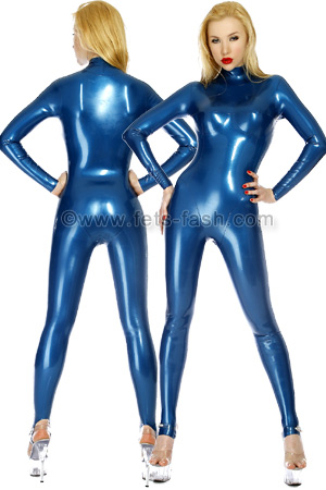 entry catsuit Neck